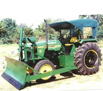 Any 50 HP Tractor- Dozer